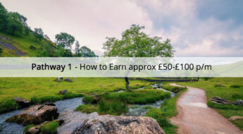 Pathway 1 - Earn £1,000 per year with Avon