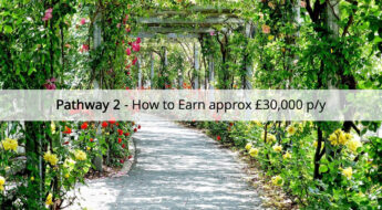 Pathway 2 - Earn £30k per year with Avon