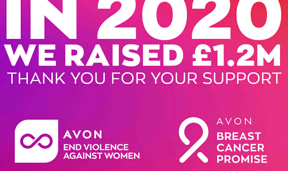 Avon Raise Money for Charities