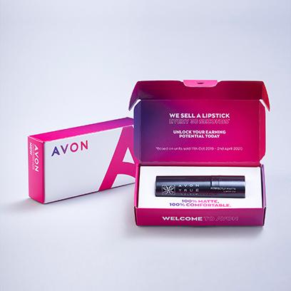 Basic Avon Welcome Kit